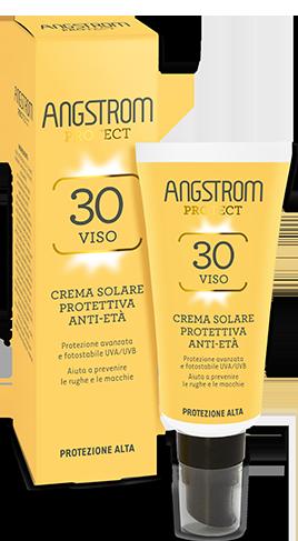 Crema solare anti eta protezione 30 40 ml