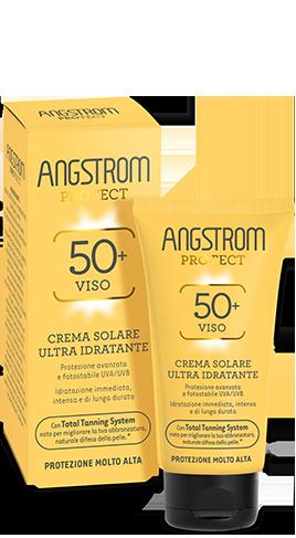 Crema solare ultra idratante protezione 50 50ml
