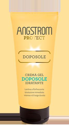 Angstrom crema gel doposole idratante 200ml
