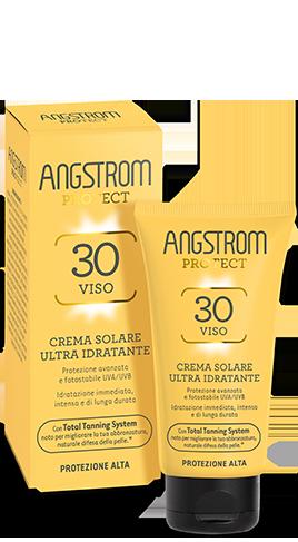 Crema solare ultra idratante protezione 30 50 ml